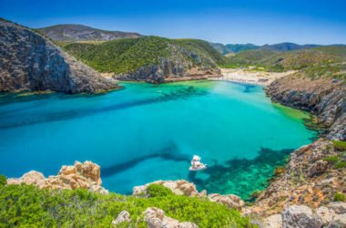In primavera la Sardegna è green