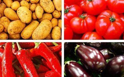 Solanina: cos'è e quali alimenti la contengono