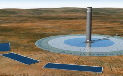 Torre solare: che cos'è e come funziona?