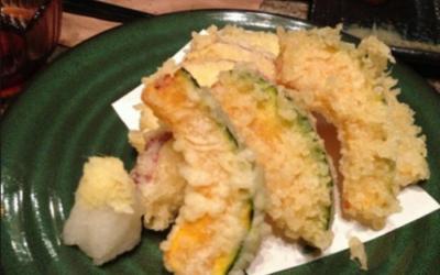 Ricetta del tempura di zucca senza uovo: facile e gustosa