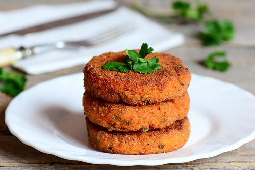 burger vegetali fatti in casa