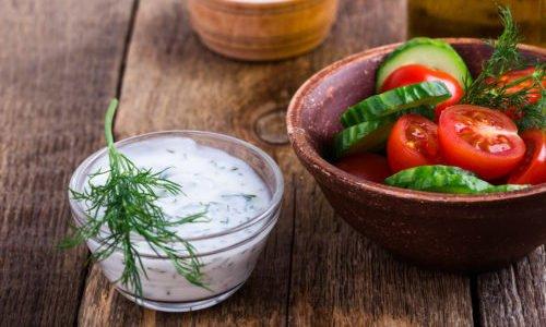 Photo of Salsa allo yogurt per insalata e non solo…
