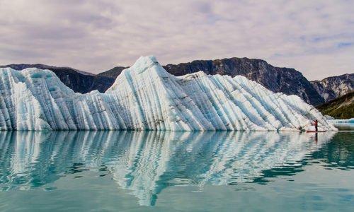 Photo of Artico, non solo scioglimenti. Ci si mette pure l'acidificazione