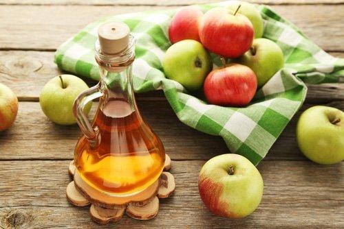 Proprietà dell'aceto di mele