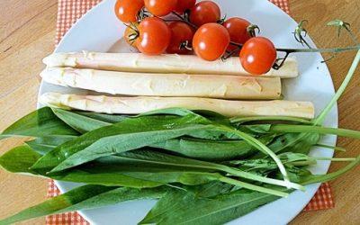 Verdure primaverili: ricette e consigli per cucinarle