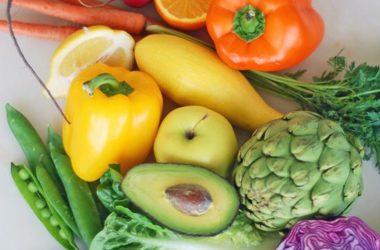Dieta dei colori: frutta e verdura curano a seconda dei colori