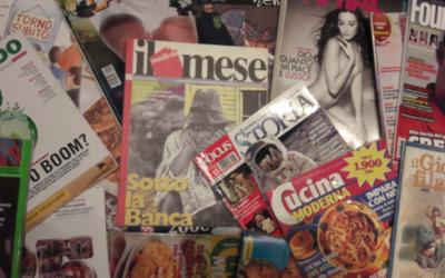 Come riciclare vecchie riviste in modo creativo
