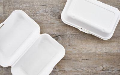 Come fare correttamente la raccolta differenziata delle vaschette di polistirolo e degli imballaggi