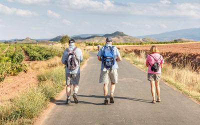 Viaggi a piedi: una filosofia che ci piace