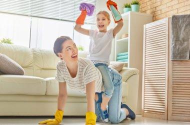 Pulizie di casa: guida alla pulizia ecologica della casa