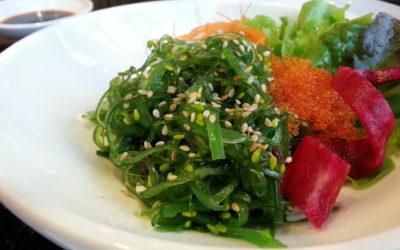 Alghe in cucina: ricette per cucinare le alghe