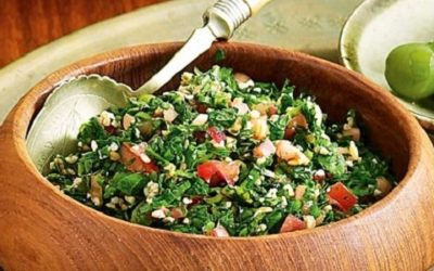 Tabulè: ecco come preparare l'insalata di bulgur