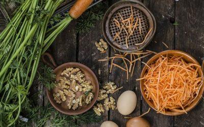 Carote, proprietà, benefici e ricette