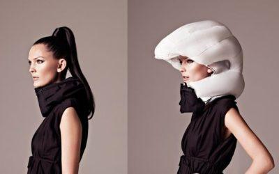 Hövding: casco invisibile, un vero airbag per la bicicletta