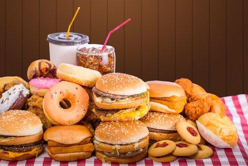 tossine nel fast food