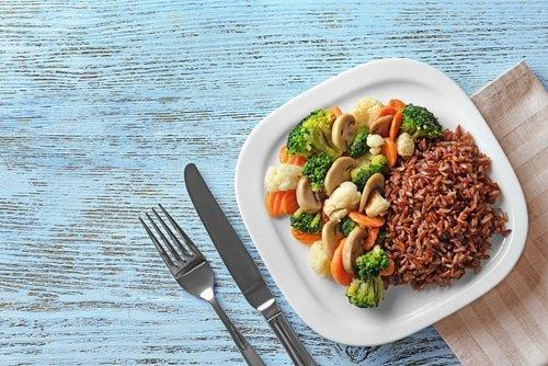 ricette con riso rosso integrale