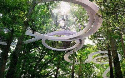 Saltare tra gli alberi? A Parkorman, in Turchia, si può….