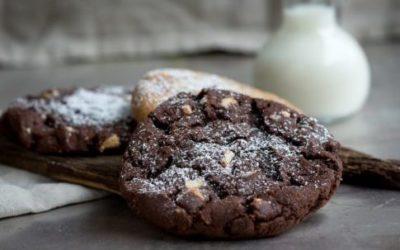 Biscotti al cioccolato, tante deliziose ricette, anche vegane