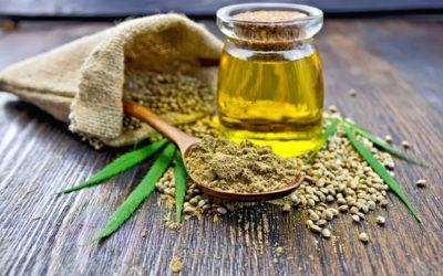 Olio di canapa: proprietà per la cosmesi e non solo