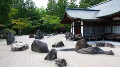 Photo of Cos'è un giardino zen, quali sono i suoi significati e come realizzarlo, magari in miniatura