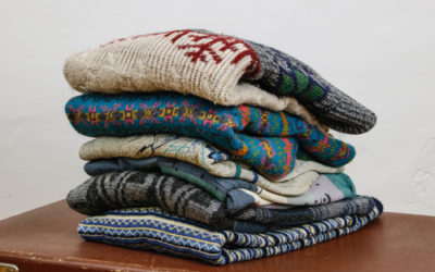 Come riciclare vecchi maglioni: alcune idee creative