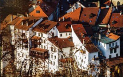 Friburgo, la città più green della Germania