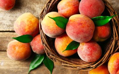 Pesche: proprietà e ricette con questo frutto