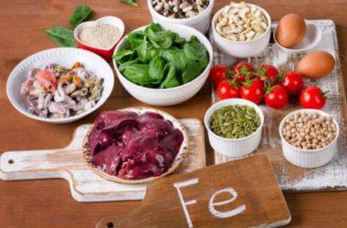 Cibi ricchi di ferro: la dieta per evitare carenze