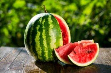 Le fantastiche proprietà dell'anguria, il frutto estivo per antonomasia