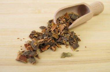 Tisana con frangola anti stitichezza: la ricetta