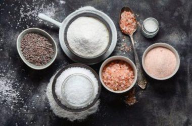 Che differenza c'è tra le varie tipologie di sale? Quelli colorati hanno reali vantaggi?