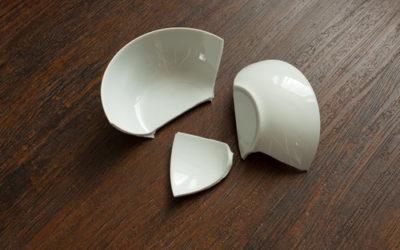 Come fare la raccolta differenziata della ceramica