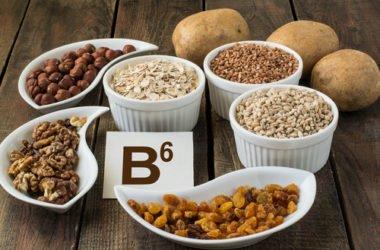 Vitamina B6, a cosa serve e dove si trova