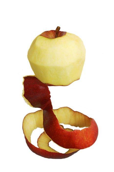 buccia di mele