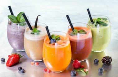 3 ricette per 3 smoothie di frutta invernale