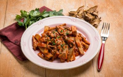 Curry di seitan e funghi: una ricetta vegetariana tutta salute e sapore