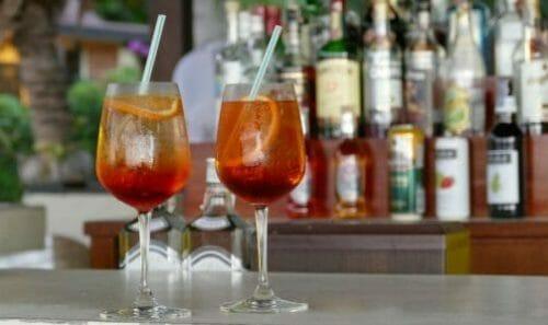 alcol etilico in bevande