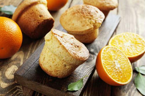 muffin arancia ricette per bambini
