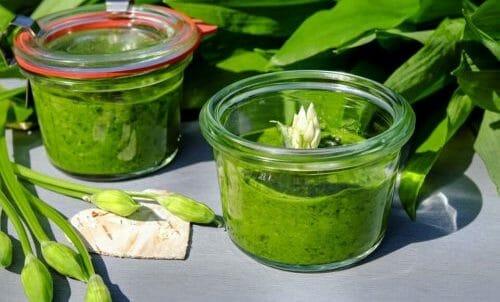 Photo of Ricetta classica del pesto di zucchine