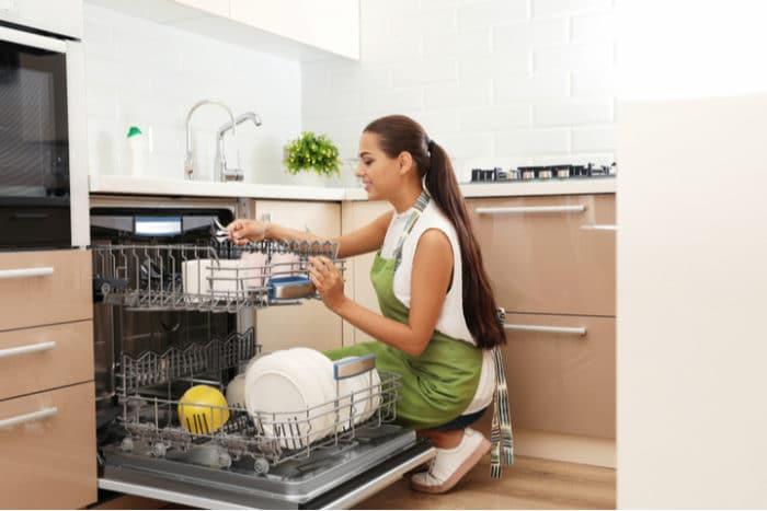 Percarbonato di sodio per lavastoviglie