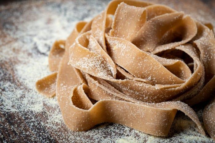 Tagliatelle farina di castagne