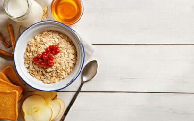 Ricette con avena: facili da preparare e salutari