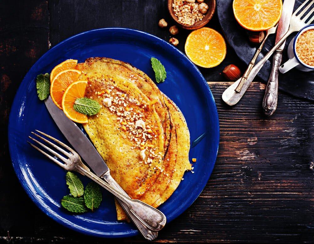Photo of Crepe Suzette: ricetta originale ed ingredienti di questa specialità francese