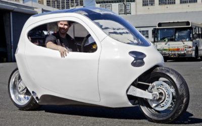 Lit Motors: lo scooter elettrico pieghevole dalla California