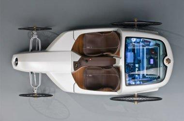 Mercedes F-Cell: l'auto ad idrogeno ad emissioni zero invisibile all'ambiente