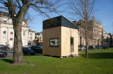 The Cube: una Eco-casa in soli 9 mq