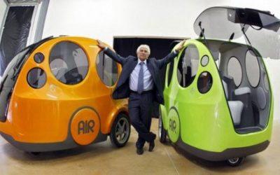 Le auto ad aria compressa, tra realtà e mito