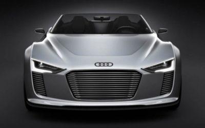 Audi E-Tron Spyder: la spyder ibrida diesel ed elettrica per sognare