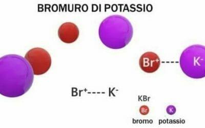 Bromuro di potassio: effetti e usi del sale di potassio e dell'acido bromidrico