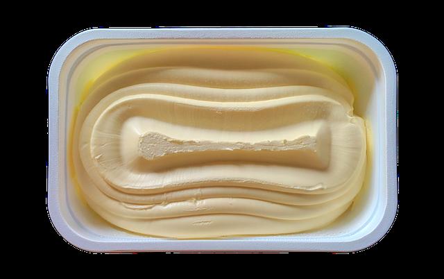 grassi idrogenati margarina